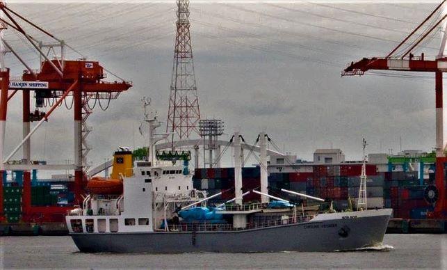 MV Caroline Voyager,