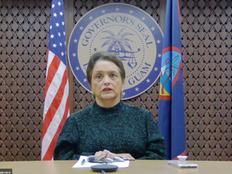 Leon Guerrero tells senators: Keep off the federal Covid grants