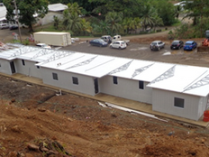 Kosrae to get $1.5M in US funds for construction of  quarantine facilities