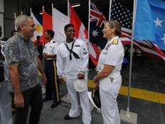 Pacific Partnership 2019 FSM Mission Stop concludes
