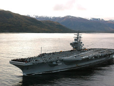 Sailors on USS Ronald Reagan test positive