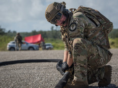 2,000 airmen, sailors, marines participating in Cope North