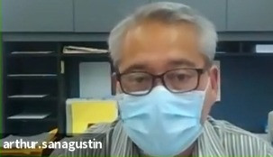 Drop the scare tactics, retire the boogeyman, Terlaje tells San Agustin