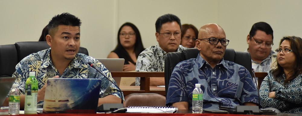 CNMI lawmakers discuss austerity measures