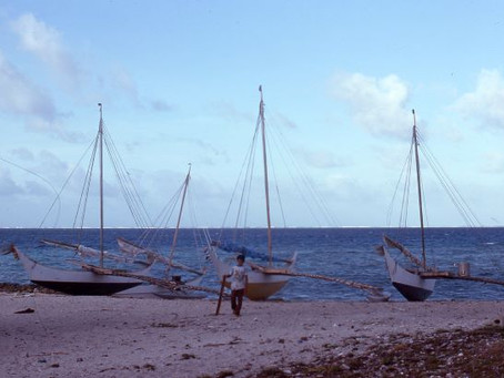 Reconnecting with the sea tradition: Marshallese rekindling interest in outrigger sailing