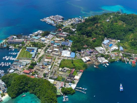 US, Australia, Japan to fund Palau's $30M undersea cable project