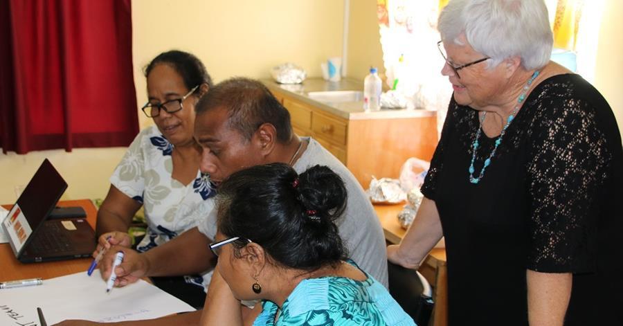 Kiribati workshop