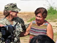 DoD concludes Yutu relief mission in CNMI