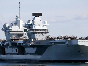 Covid-stricken UK carrier strike group coming to Guam