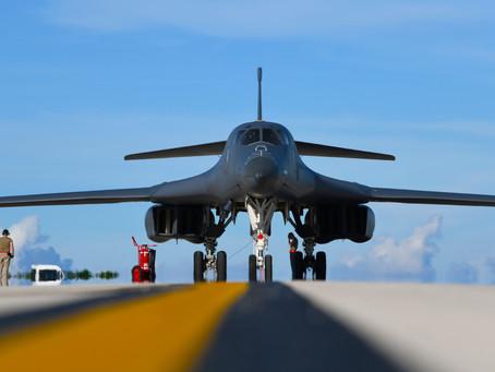 B-1 Lancers return to Guam for Bomber Task Force deployment