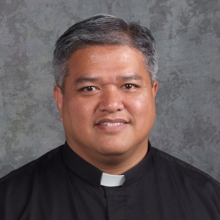 Father Jeff San Nicolas