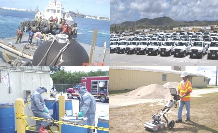 DZSP 21 gets to continue it s base operations at Navy Base Guam