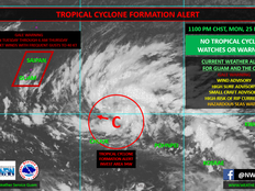 Guam under COR 2, shelters to open at 6pm