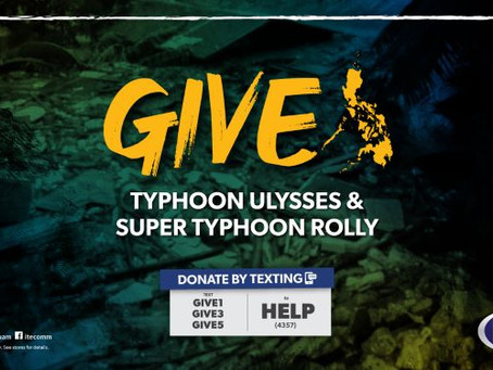 IT&E hosting text-to-donate drive for Philippine typhoon victims