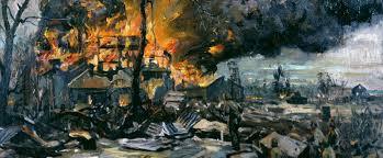 World War II art by William Draper