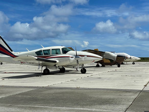 New Guam company offering flight lessons; potential growth of aviation industry on the horizon