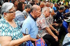 Guam war survivors