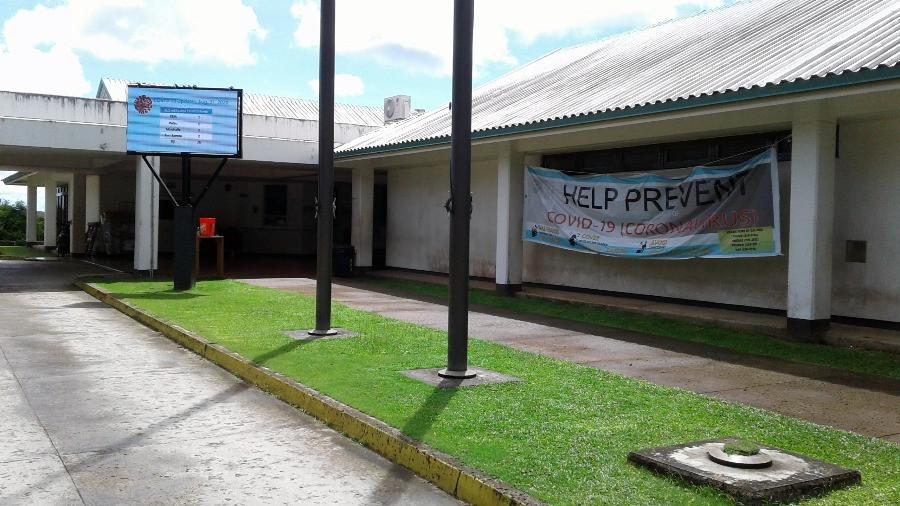 Yap State Memorial Hospital