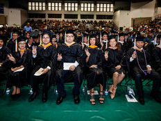 UOG grads told not to keep their mouths shut in face of violence, injustice