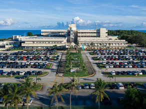 Hope for Guam's health care