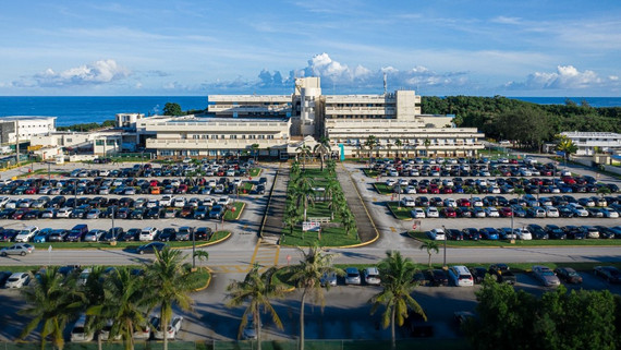 Guam's health care system barely holding up due to Covid surge