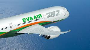 EVA Air applies for flights to Palau
