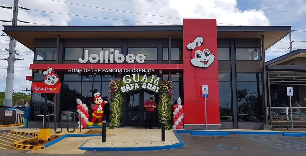 Jpllibee Guam