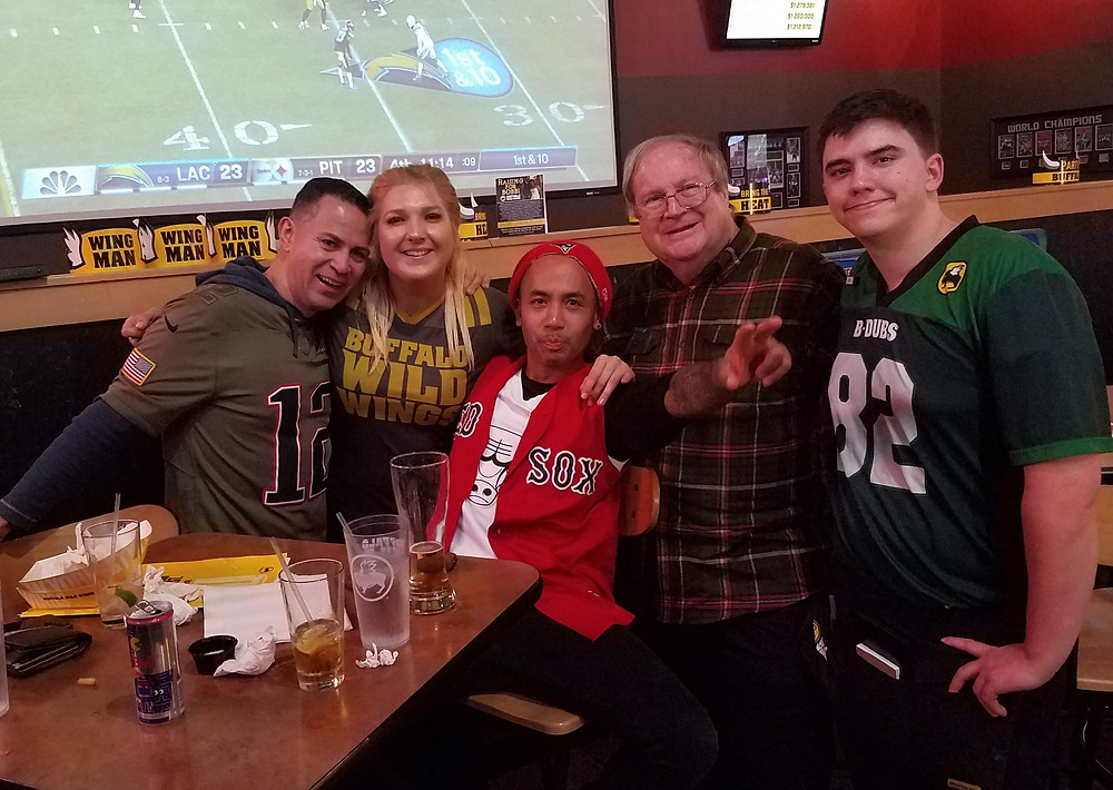 """Ted Lewis with """"Mookie Betts"""" and friends"""
