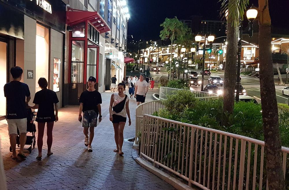 The coronavirus scae is affecting Guam tourism.
