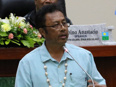 Remengesau: Palau has been miscategorized as high-income economy