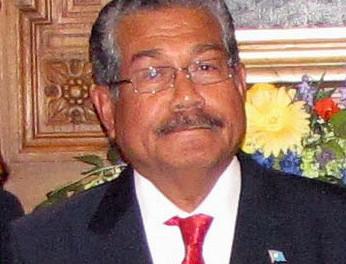 Johnson Toribiong: 'Make Palau Happy Again'