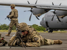 Exercise 2019 marks largest U.S. Army presence in Palau