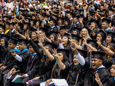 242 Graduate at UOG Fall Commencement Ceremony