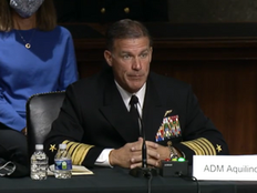 Pentagon pushing to get Aegis request for Guam in 2022 defense budget