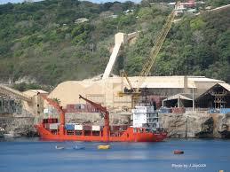 Christmas Island port Photo courtesy of regional/gov.au