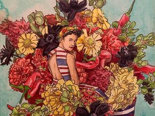 Imbentibu Famalao'an art show opens at Castro Art Gallery