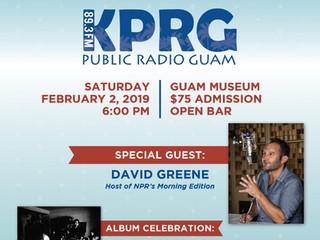 David Green to grace KPRG's 25th anniversary celebration