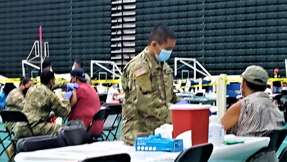 Feds beef up Covid response aid for Guam amid surge of infections