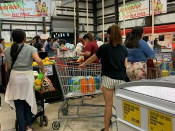 Guam residents always prepared for any catastrophe