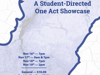 UOG Fine Arts Theatre presents Crack(s)