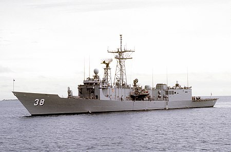 Decommissioned ship to be sunk in Pacific ocean; Navy says sinking exercise follows environmental re