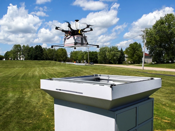 Bella Wings, Valqari team up for drone delivery service on Guam