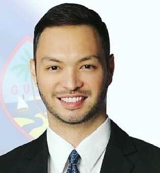 San Nicolas the youngest man to hold congressional seat