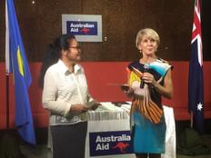 Palau receives $60K from Australia for eco-pledge initiative
