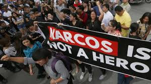 Diary of a Marcos Baby
