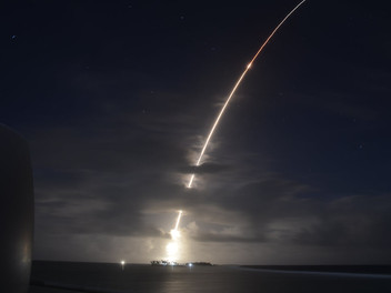 US intercepts ICBM target with destroyer-launched SM-3 Block IIA missile