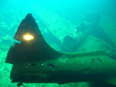Preserving underwater artifacts