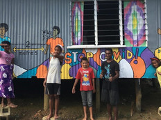Papua New Guinea reports six Covid deaths, 368 new positive cases