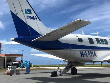 Yap receives first shipment of Moderna vaccine