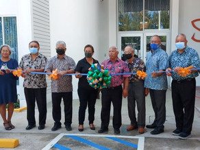 Bank of Saipan opens new location after surviving the Covid pandemic